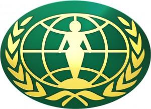 Logo della Federazione delle Donne per la Pace nel Mondo- WFWP